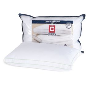 Chaps Home Firm Support Down-Alternative Illusion Pillow