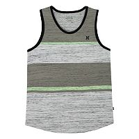 Boys 8-20 Hurley Playa Striped Tank