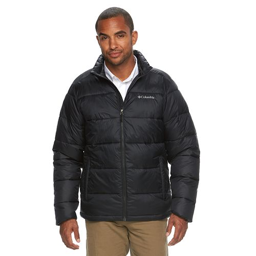 Men's Columbia Rapid Excursion Thermal Coil Puffer Jacket