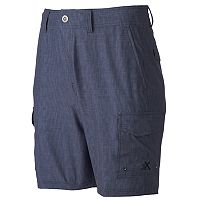 Men's ZeroXposur Stretch Performance Hybrid Cargo Shorts