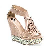 MUK LUKS Ciara Women's Wedge Sandals