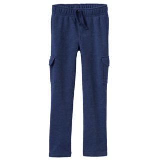 Boys 4-7x Jumping Beans Fleece Cargo Pants
