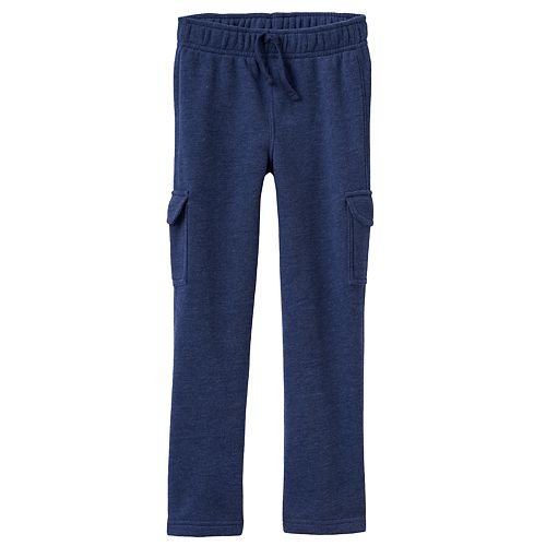 Boys 4-7x Jumping Beans Fleece Cargo Pants