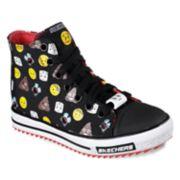 Skechers Jagged Number 2 Boys' High Top Sneakers