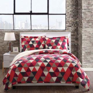 Style 212 Hudson Triangles Comforter Set