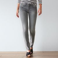 Women's SONOMA Goods for Life™ Faded Skinny Jeans