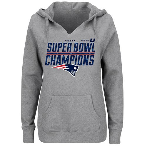 competitive price 5ab27 795b6 Plus Size New England Patriots Super Bowl LI Champions ...
