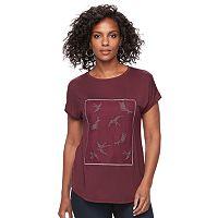 Women's Apt. 9® Embellished Crewneck Tee