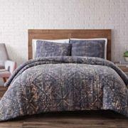 Sandwashed Comforter Set