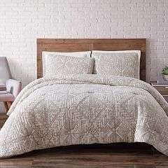 Sandwashed Comforter Set