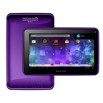 Visual Land Prestige Pro7D 7-in. Android Tablet Bundle