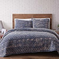 Sandwashed Quilt Set