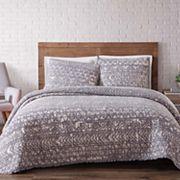 Sandwashed Quilt Set