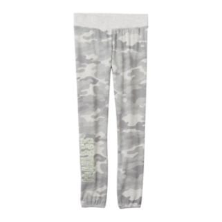 Girls 7-16 SO® French Terry Graphic Jogger Pants