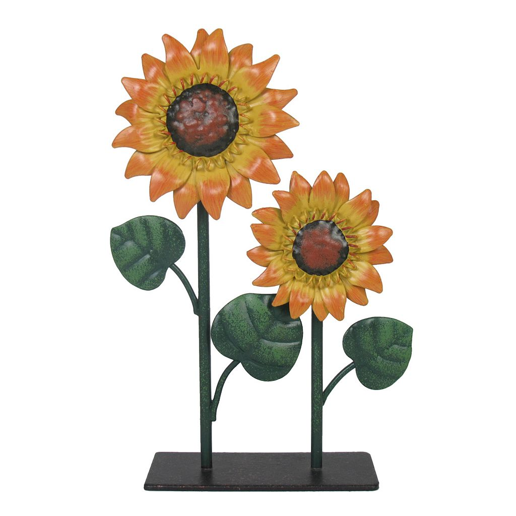 SONOMA Goods for Life™ Double Sunflower Photo Clip