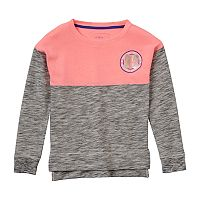 Girls 7-16 SO® Crewneck Graphic Pullover Top