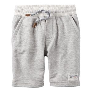 Toddler Boy Carter's Solid Pull-On Shorts