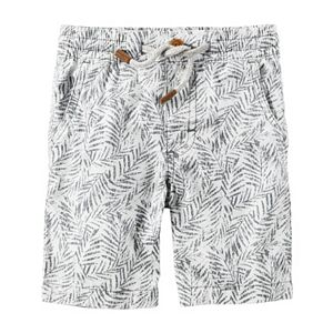 Toddler Boy Carter's Patterned Pull-On Shorts
