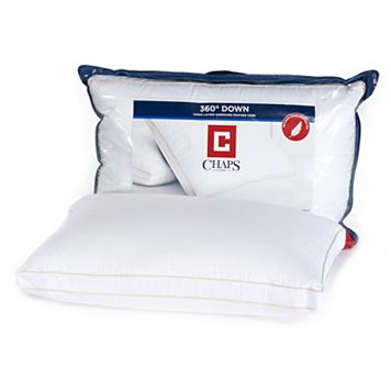 Chaps Home 360 Side Sleeper Down Pillow