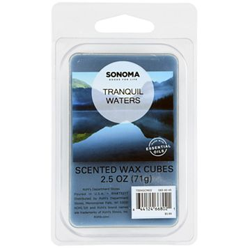 SONOMA Goods for Life™ Tranquil Waters Wax Melt 6-piece Set