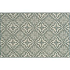 Momeni Veranda Lucio Medallion Indoor Outdoor Rug