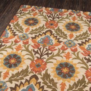 Momeni Tangier Adabella Floral Wool Rug