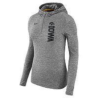 Women's Nike Iowa Hawkeyes Dry Element Hoodie