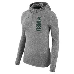 Women's Nike Michigan State Spartans Dry Element Hoodie