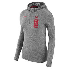Women's Nike Ohio State Buckeyes Dry Element Hoodie