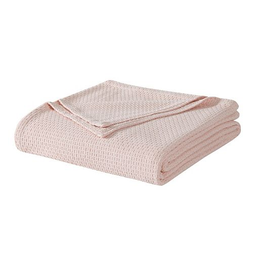 Laura Ashley Lifestyles Cotton Blanket