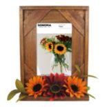 """SONOMA Goods for Life™ Botanical 4"""" x 6"""" Wood Frame"""