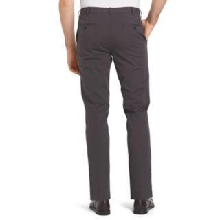 Men's Van Heusen Straight-Fit Flex Oxford Pants