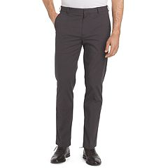 Men's Van Heusen Straight-Fit Flex Oxford Pants