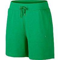 Women's Nike Club French Terry Workout Shorts