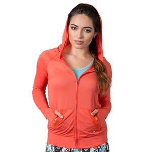 Women's Soybu Wendy Full-Zip Yoga Hoodie!