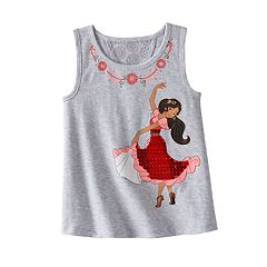 Disney's Elena of Avalor Toddler Girl Lace Back Tank Top by Jumping Beans®