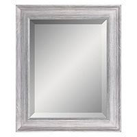 Belle Maison Distressed Wall Mirror