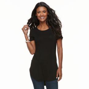 Women's Apt. 9® Essential High-Low Tunic