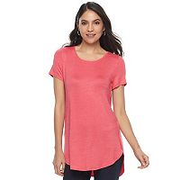 Women's Apt. 9® Essential High-Low Tunic