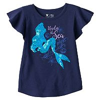 Disney's The Little Mermaid Toddler Girl Under the Sea Tee by Jumping Beans®