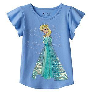 Disney's Frozen Elsa Toddler Girl Tee by Jumping Beans®