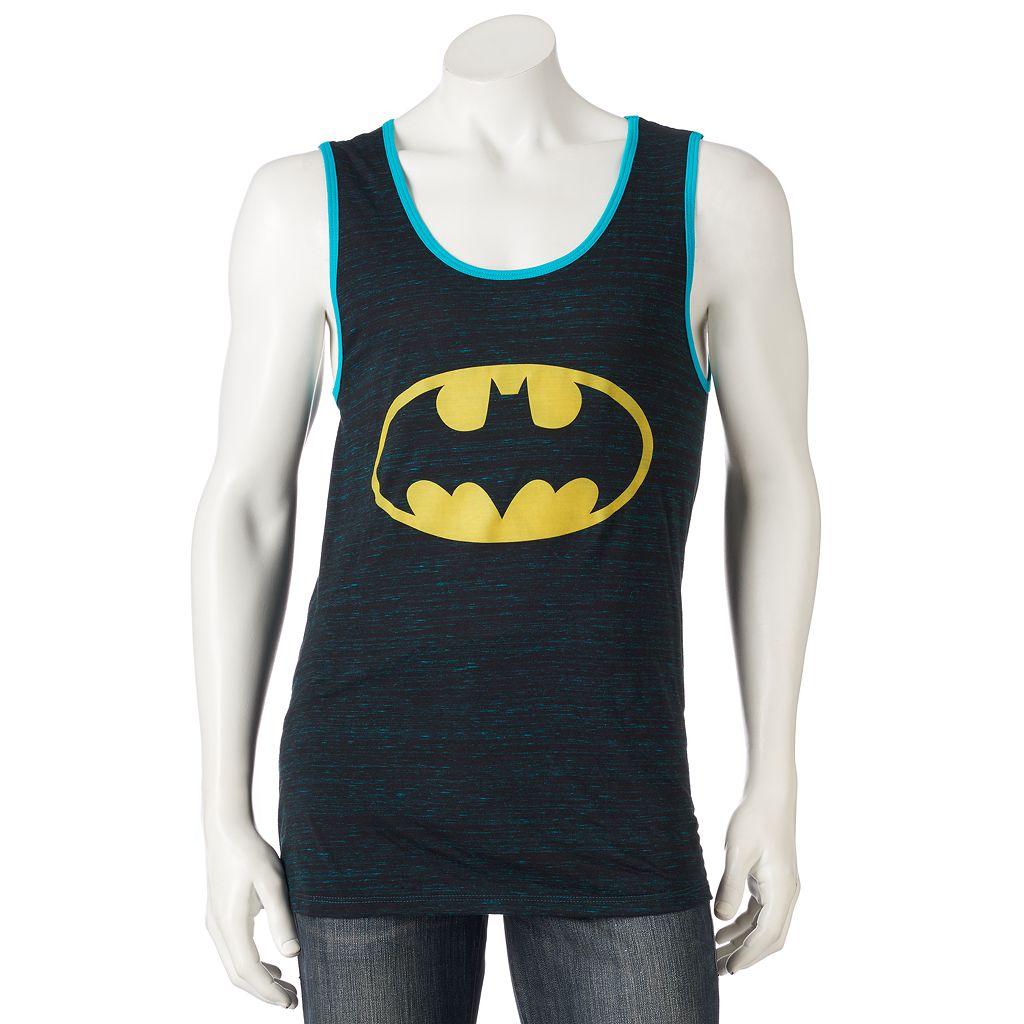 Men's DC Comics Batman Tank Top