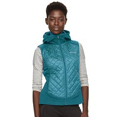 Women's Columbia Warmer Days Fleece Hooded Vest