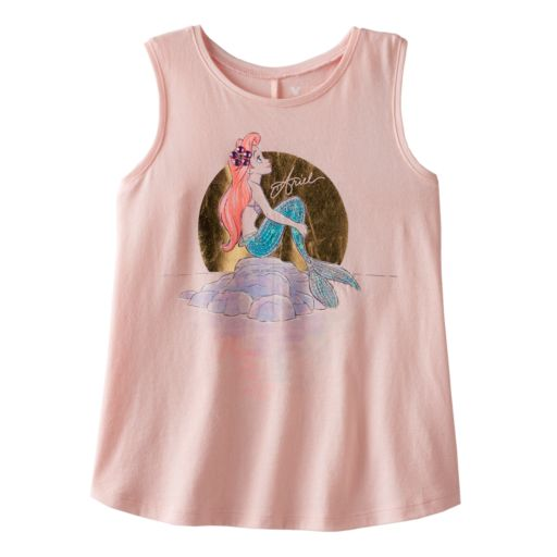 Disney's The Little Mermaid Toddler Girl Ariel Swing Racerback Tank Top by Jumping Beans®