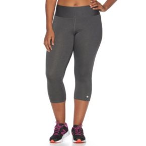 Plus Size Champion Absolute Capri Leggings