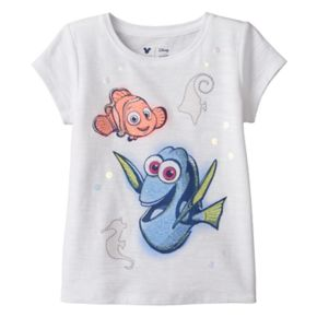 Disney / Pixar Finding Dory Toddler Girl Tee by Jumping Beans®