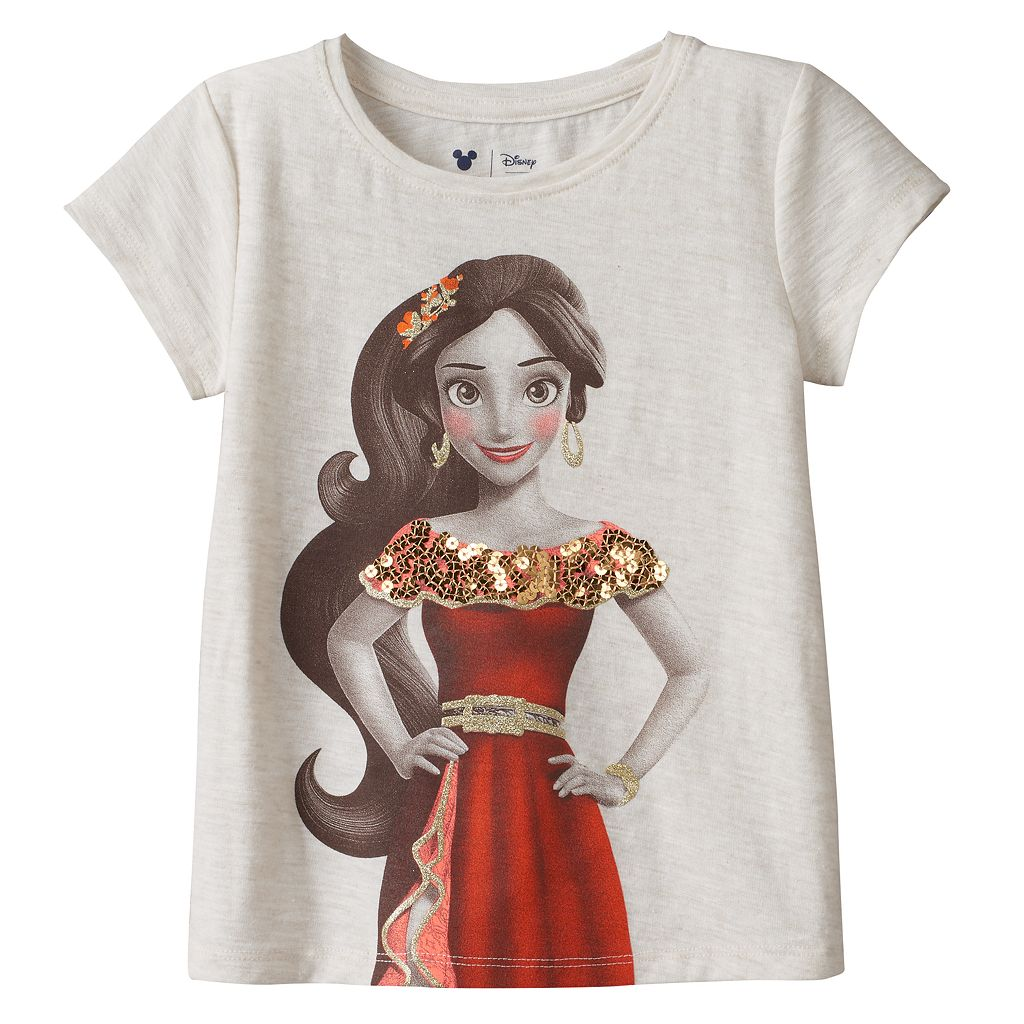 Disney's Elena of Avalor Toddler Girl Tee by Jumping Beans®