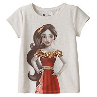 Disney's Elena of Avalor Toddler Girl Tee by Jumping Beans®