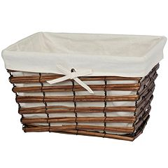 Creative Ware Home Southwinds Towel Basket