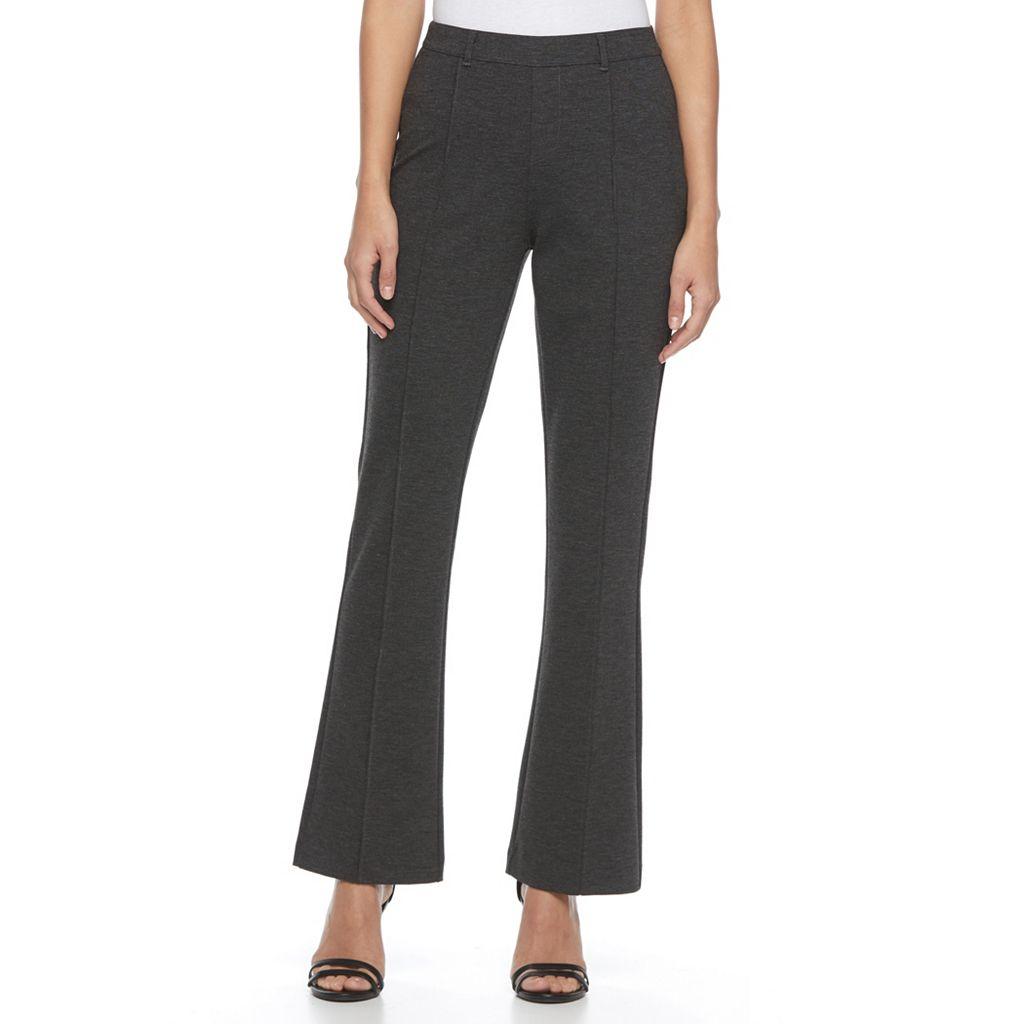 Women's Dana Buchman Flare Ponte Pants